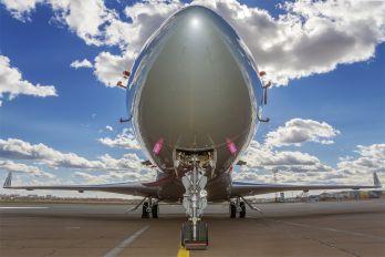 P4-GIS - Private Dassault Falcon 7X