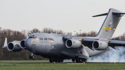 95-0104 - USA - Air Force Boeing C-17A Globemaster III
