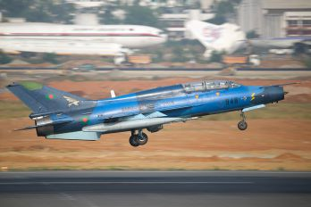 F946 - Bangladesh - Air Force Chengdu F-7BG