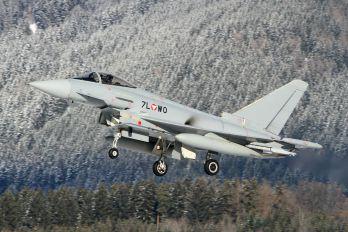 7L-WO - Austria - Air Force Eurofighter Typhoon S