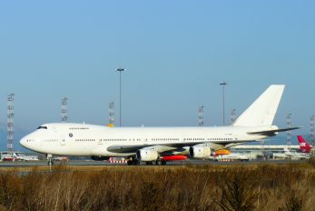 TF-AAB - Saudi Arabian Cargo Boeing 747-200F