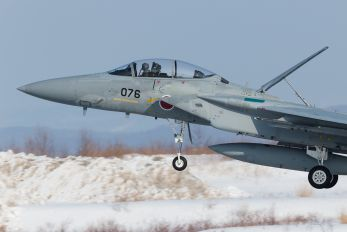 12-8076 - Japan - Air Self Defence Force Mitsubishi F-15DJ