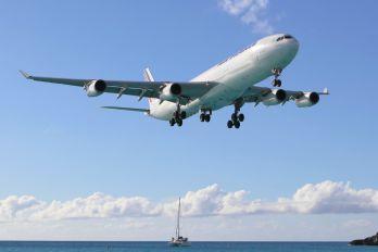 F-GLZM - Air France Airbus A340-300
