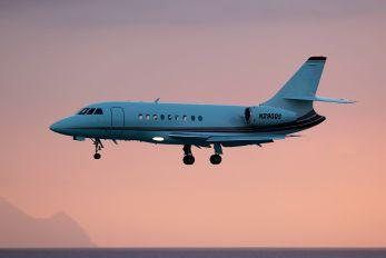 N290QS - Netjets (USA) Dassault Falcon 2000 DX, EX