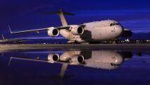 A7-MAC - Qatar Amiri - Air Force Boeing C-17A Globemaster III aircraft