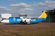 SE-DSU - Malmo Aviation British Aerospace BAe 146-300/Avro RJ100 aircraft