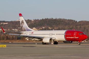 LN-NIE - Norwegian Air Shuttle Boeing 737-800