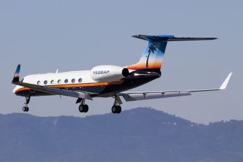 N528AP - Private Gulfstream Aerospace G-V, G-V-SP, G500, G550
