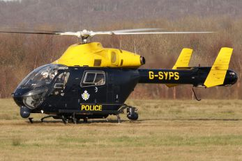 G-SYPS - UK - Police Services MD Helicopters MD-902 Explorer