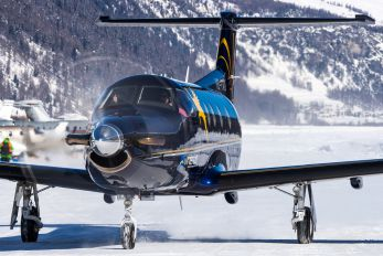 HB-FVD - Air Corviglia Pilatus PC-12