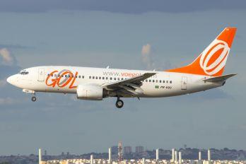 PR-VBO - GOL Transportes Aéreos  Boeing 737-700