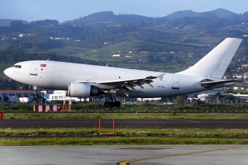 TC-VEL - Kuzu Cargo Airbus A310F