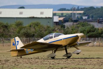 G-HACE - Private Vans RV-6A