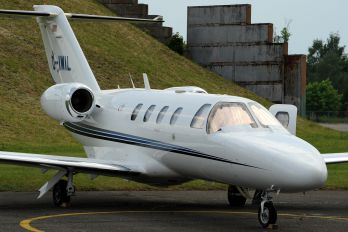 D-IWIL - Private Cessna 525 CitationJet