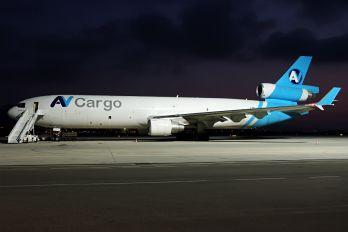 Z-BPL - AV Cargo McDonnell Douglas MD-11F