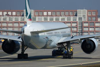 B-KPC - Cathay Pacific Boeing 777-300ER