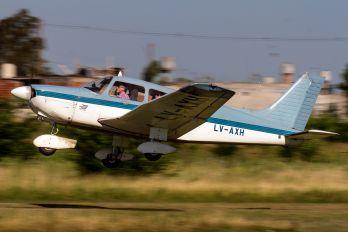 LV-AXH - Private Piper PA-28 Archer