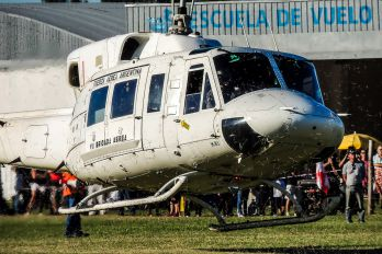 H-81 - Argentina - Air Force Bell 212