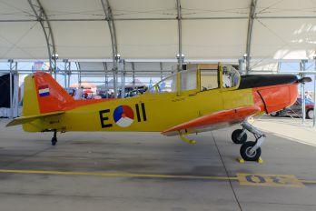 N911J - Private Fokker S-11 Instructor