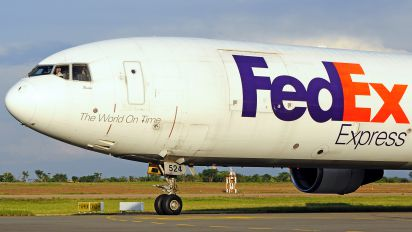 N524FE - FedEx Federal Express McDonnell Douglas MD-11F