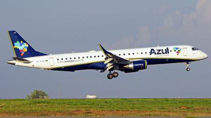PR-AXG - Azul Linhas Aéreas Embraer ERJ-195 (190-200)
