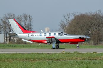 F-HELE - Private Socata TBM 850