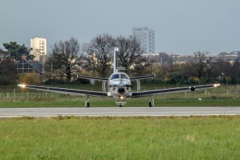 139 - France - Army Socata TBM 700