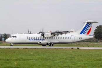 F-GVZL - Air France - Airlinair ATR 72 (all models)