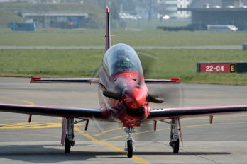 A-104 - Switzerland - Air Force Pilatus PC-21