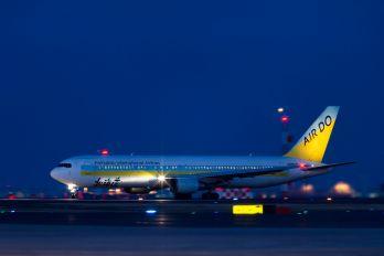 JA98AD - Air Do - Hokkaido International Airlines Boeing 767-300