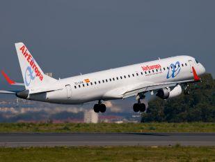 EC-LKM - Air Europa Embraer ERJ-195 (190-200)