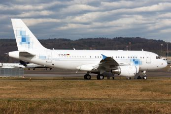 D-ALXX - Private Airbus A319 CJ