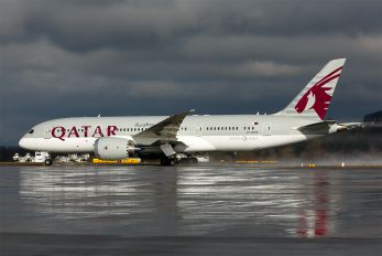 A7-BCB - Qatar Airways Boeing 787-8 Dreamliner