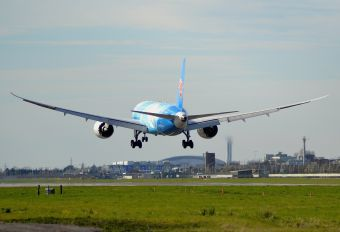 B-2725 - China Southern Airlines Boeing 787-8 Dreamliner
