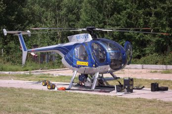 SE-JVI - Private MD Helicopters MD-500