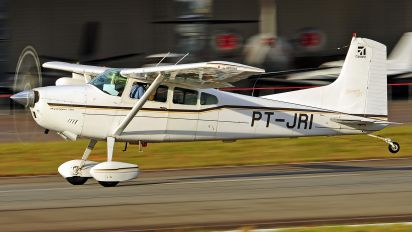 PT-JRI - Private Cessna 185 Skywagon