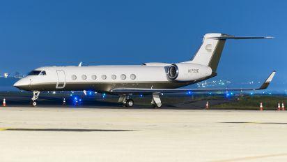 N1759C - Private Gulfstream Aerospace G-V, G-V-SP, G500, G550