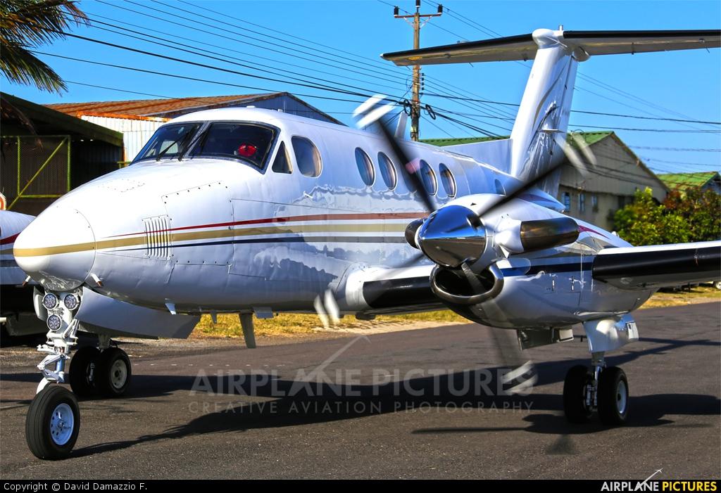 Private TI/TCT aircraft at San Jose - Tobías Bolaños Intl
