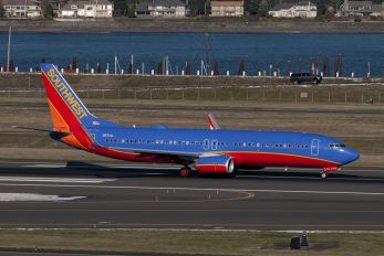 N8314L - Southwest Airlines Boeing 737-800