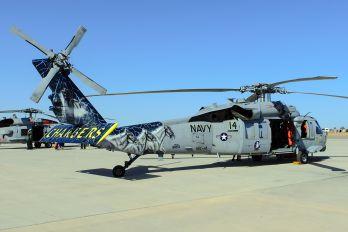 168553 - USA - Navy Sikorsky MH-60S Nighthawk