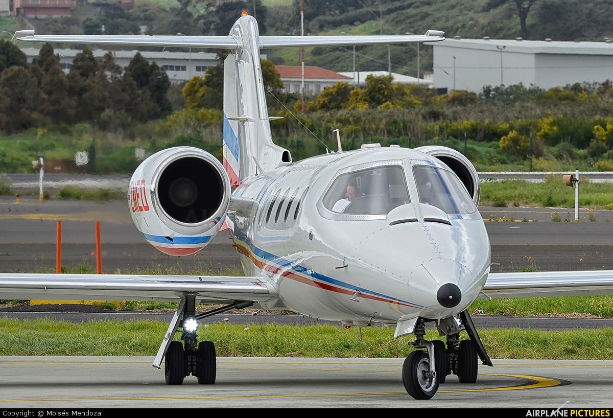 Air Medical Fleet G-ZMED aircraft at Tenerife Norte - Los Rodeos