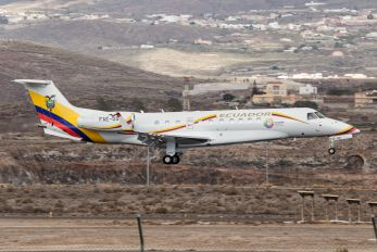 FAE-051 - Ecuador - Air Force Embraer ERJ-135 Legacy 600