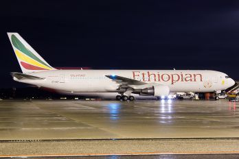 ET-ALP - Ethiopian Airlines Boeing 767-300ER