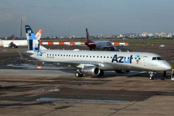 PR-AXV - Azul Linhas Aéreas Embraer ERJ-195 (190-200)