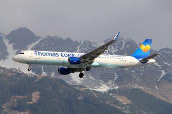 G-TCDB - Thomas Cook Airbus A321