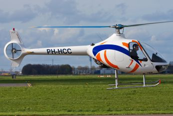 PH-HCC - Helicenter Guimbal Hélicoptères Cabri G2