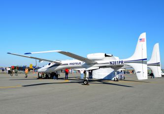 N281PR - Scaled Composites Scaled Composites 281 Proteus