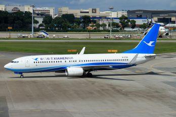 B-5790 - Xiamen Airlines Boeing 737-800