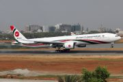 Delivery of 4th B777 for Biman Bangladesh title=