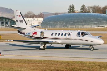 OE-GRB - The Flying Bulls Cessna 550 Citation Bravo